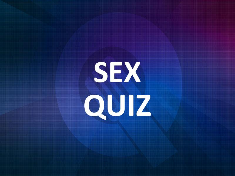 Sex Quiz - Vrijgezellenfeestje